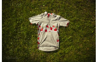 Recycle Jersey Tee #17 (SOLD)