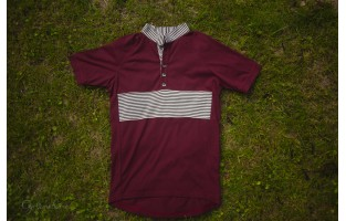 Recycle Jersey Tee #8 (SOLD)