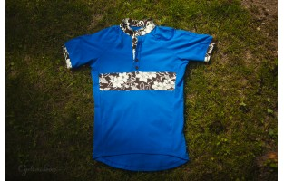 Recycle Jersey Tee #6 (SOLD)