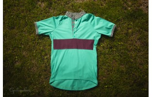 Recycle Jersey Tee #5 (SOLD)