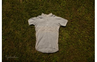 Recycle Jersey Tee #37