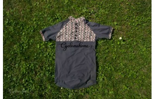 Recycle Jersey Tee #41 (SOLD)
