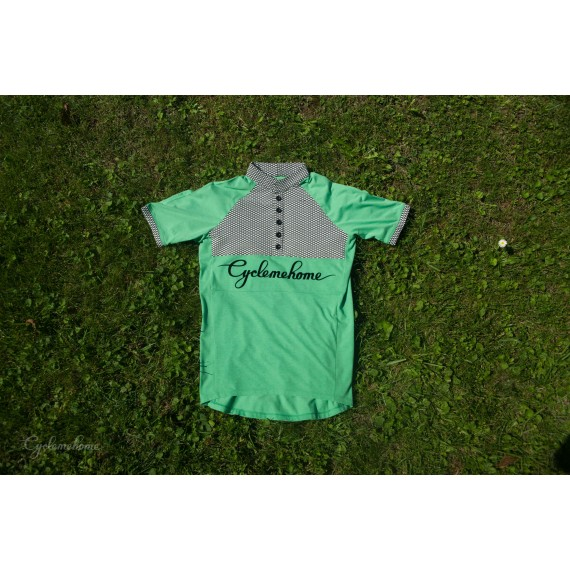 Recycle Jersey Tee #42 (SOLD)