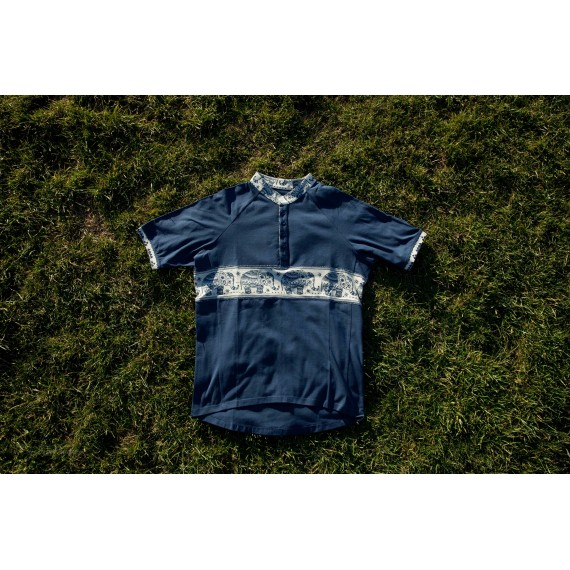 Recycle Jersey Tee #45