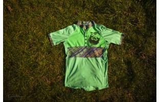 Recycle Jersey Tee #21 (SOLD)