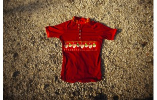 Recycle Jersey Tee #SantaClaus  (SOLD)